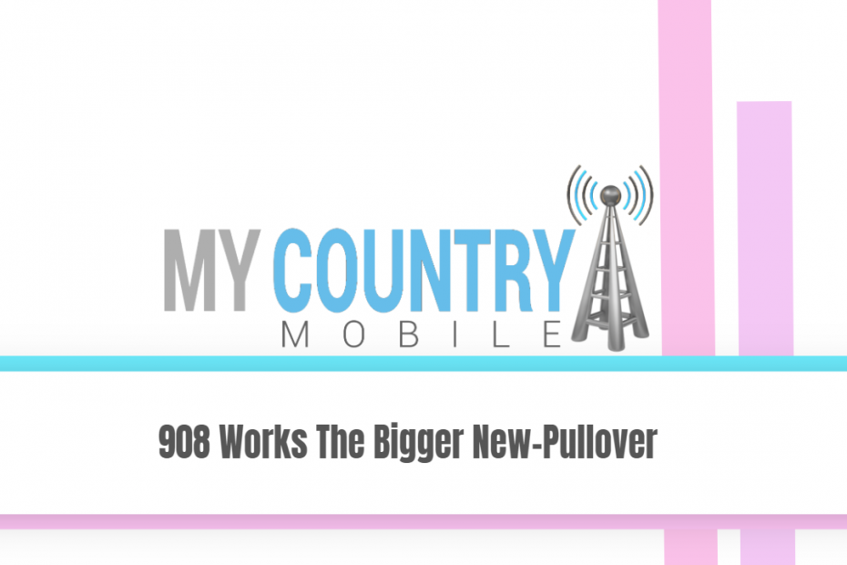 908 Works The Bigger New-Pullover - My Country Mobile