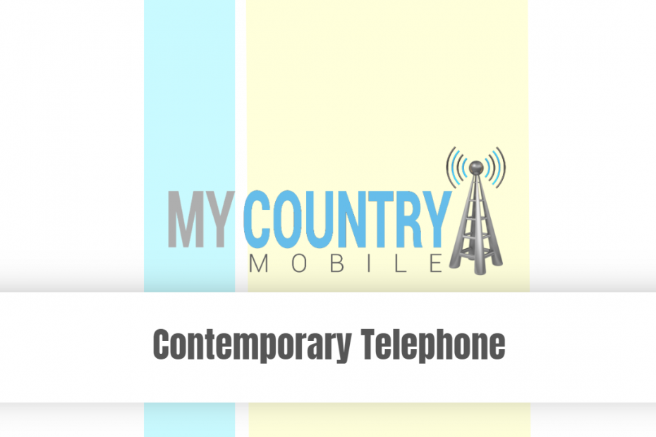 Contemporary Telephone - My Country Mobile